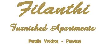 Filanthi - Furnished Apartments - Vrachos Beach